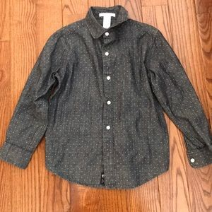 Janie and Jack 6/$20 Boys Button Down